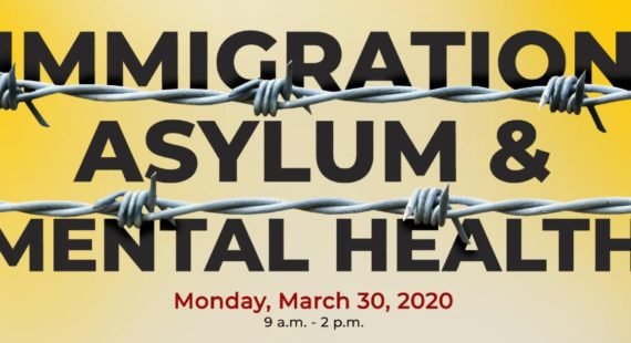 The Saks Institute for Mental Health Law, Policy, and Ethics and USC's Immigrants and Global Migration Initiative's Spring Symposium
